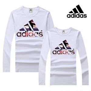アディダス Tシャツ 長袖 ロンT adidas メンズ  レディース