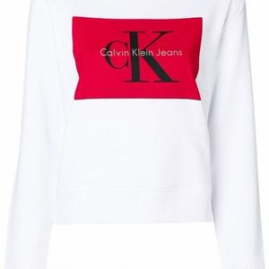 人気新品★カルバンクラインスウェットTシャツ  CK長袖トレーナー   綿