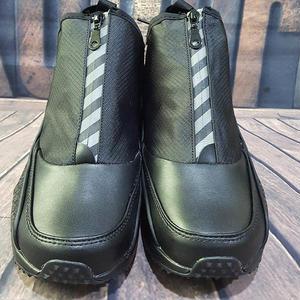 大人気!ナイキエアマックス スニーカー  レザーシューズ メンズ   おしゃれ 真っ黒靴