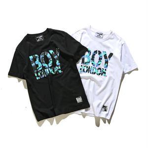 人気新品 ボーイロンドン Boy Londonッ トップス Tシャツ 半袖 男女兼用