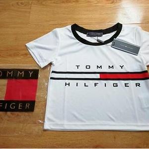 新入荷 夏定番!tommy hilfiger トミーショートTシャツ 半袖