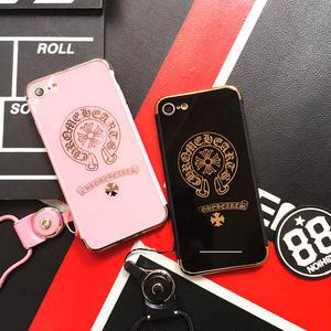 人気勧め美品★クロムハーツ iPhone携帯ケース  iPhoneカバー モバイルケース   iphone6 /6P/7/ 7P