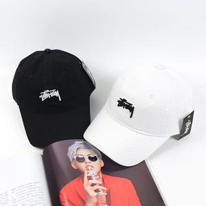 新品ステューシー刺繍 キャップ STUSSY帽子 金金具調整可 メンズ レディース