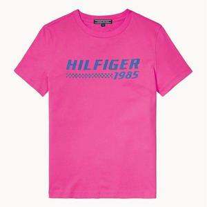 人気新作★トミーヒルフィガー Tommy Hilfiger Tシャツ 半袖 男女兼用
