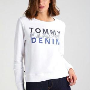 新入荷★人気新品トミーヒルフィガーTシャツ 長袖 男女兼用スウェット