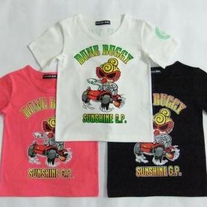 人気新品 ヒステリックミニ/ヒスミニプリントTシャツ 半袖 子供用 男女兼用