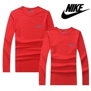 ナイキ NIKE 無地Tシャツ  メンズ レディース ユニセックス 長袖  ロングTシャツ  スウェット  人気新品
