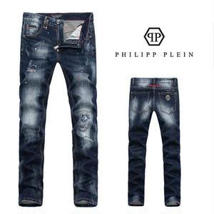 人気フィリッププレイン PHILIPP PLEIN ジーンズ デニム メンズ  パンツ