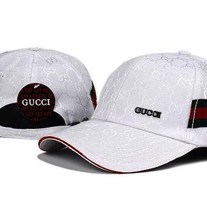 人気 Gucci グッチ ロゴキャップ  帽子 男女兼用 日焼け止め