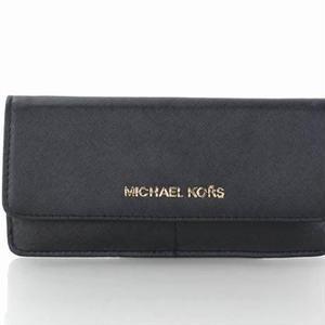 新入荷★MICHAEL KORS マイケルコース人気長財布 2つ折り財布 小銭入れさいふ 新品未使用