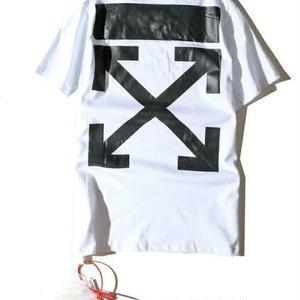 大人気新品 オフホワイト/Off-White Tシャツ 半袖 アウター 男女兼用