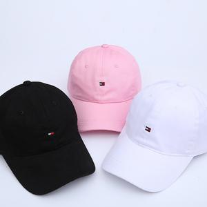 人気夏定番 トミーヒルフィガー刺繍キャップ 日焼け用防止帽子 男女兼用