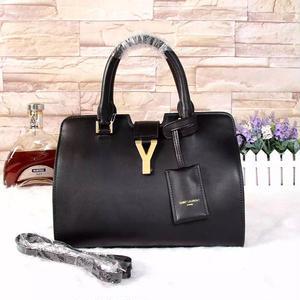 イヴサンローラン YVES SAINT LAURENT ハンドバッグ 鞄   トートバッグ レザー 本革