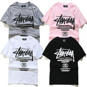 大人気!ステューシー/stussy個性なTシャツ 半袖テイーシャツ 男女兼用  のコピー