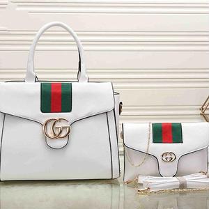 勧め美品♡2点セット♡グッチ Gucciハンドバッグ×ショルダーバッグ 2way用カバン 鞄