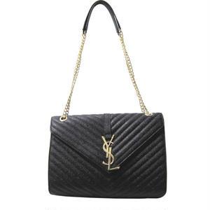超人気 Yves Saint Laurent   バッグ ショルダーバッグ  レディース  イヴ・サンローランフリンジバッグ  チェーン鞄