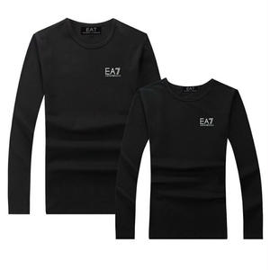 エンポリオアルマーニ EMPORIO ARMANI EA7 Tシャツ 長袖 ロンT丸ネック ロゴTシャツ