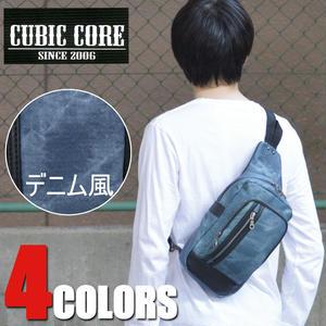 【メンズ】CUBIC CORE ボディバッグ