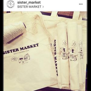 SISTER MARKET  ECO BAG