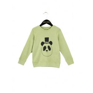 MINI RODINI / Panda Sp Wool Ls Tee