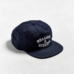 ROAMERS & SEEKERS LOGO CAP