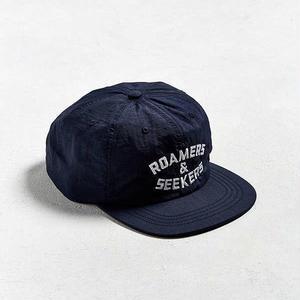 ROAMERS & SEEKERS LOGO CAP