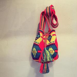 Hand Woven Mochila Bag