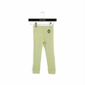 MINI RODINI / Panda Wool Leggings