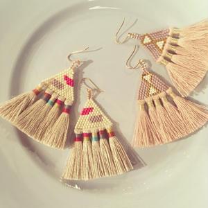 Tali Tassel Earrings