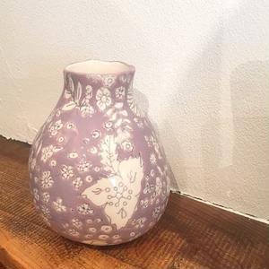 Flower Pot(purpul)