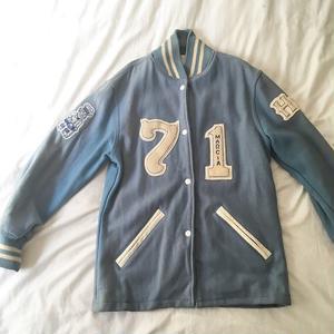 vintage/ Stadium Jacket