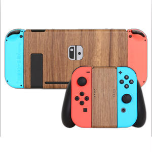 [for Nintendo Switch]NaturalWood -skin sticker-