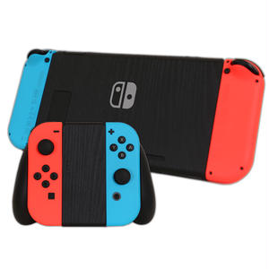 [for Nintendo Switch]CharcoalWood -skin sticker-