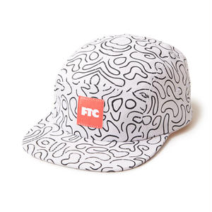 【FTC】CURVES CAMP CAP