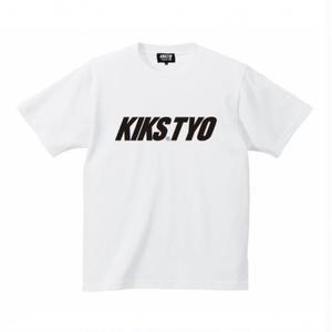 【KIKSTYO】LOGO TEE