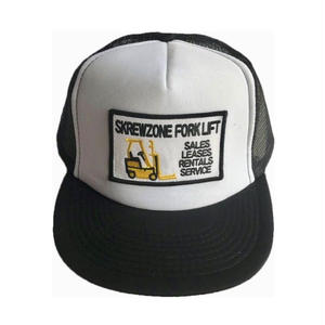 【SKREWZONE】WORK MESH CAP