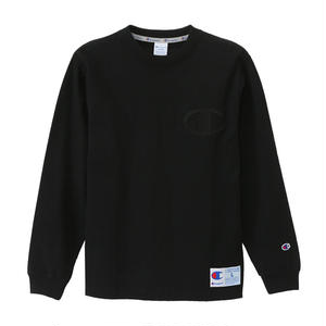 【CHAMPION】LONG  SLEEVE TEE