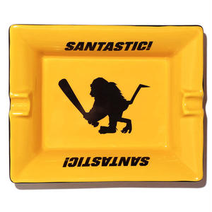【SANTASTIC!】 有田焼灰皿