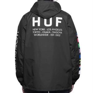 【HUF】REGIONAL TOUR ANORAK
