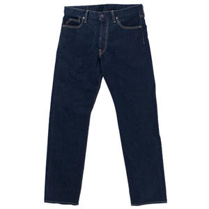 【FTC】THE CITY - Single washed stretch tapered fit jean