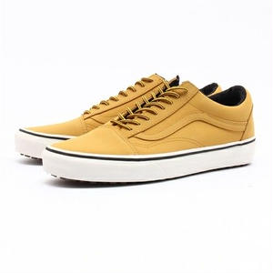 【VANS】OLD SKOOL MTE   HONEY LEATHER