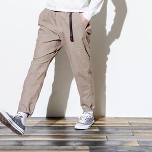 【GRAMICCI】AMERICAN VELVETEEN JOGGER PANTS
