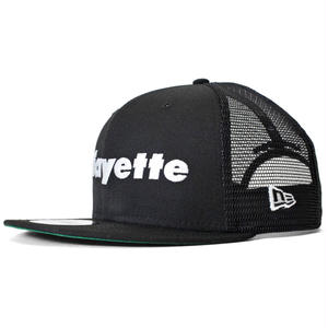 【LAFAYETTE】× NEW ERA LOGO 9FIFTY TRUCKER CAP