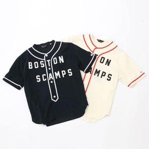 【CHAMPION】ベースボールゲームシャツ