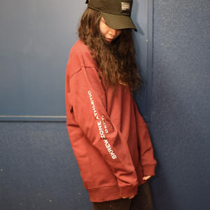 【SKREWZONE】DEPT SWEAT