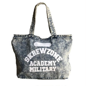 【SKREWZONE】COLLEGE TOTE BAG