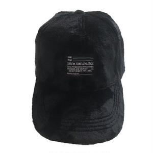 【SKREWZONE】VELOUR SNAPBACK CAP