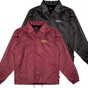 【BRIXTON】DITMAR WINDBREAKER  COACH JACKET