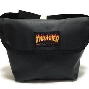 【THRASHER】MESSENGER BAG