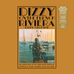 DIZZY GILLESPIE / Dizzy On The French Riviera(LP)180g